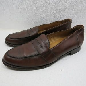 Polo Ralph Lauren Oil Tanned Leather Loafers 11.5